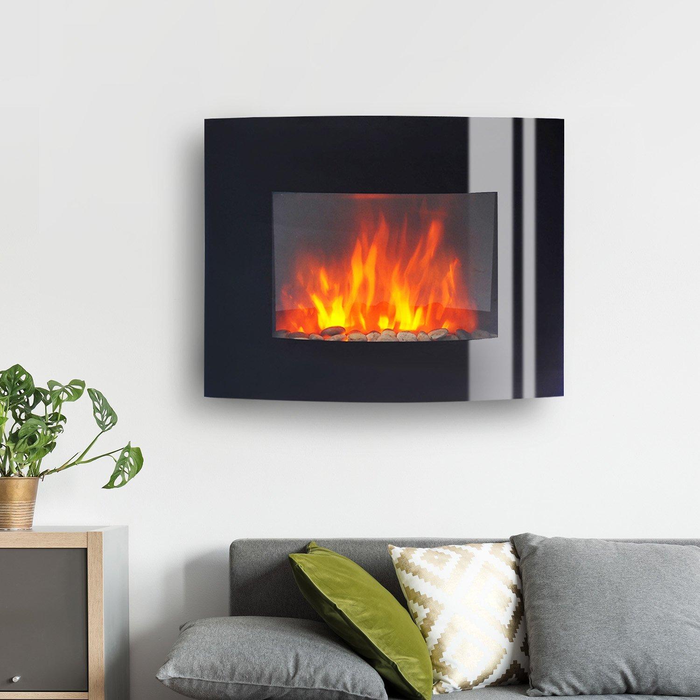 choisir une cheminee lectrique chauffage pas cher hiver maison inspiration. Black Bedroom Furniture Sets. Home Design Ideas