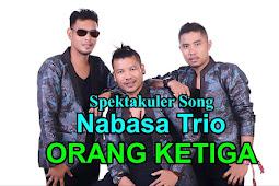 Chord Kunci Gitar Orang Ketiga - Nabasa Trio