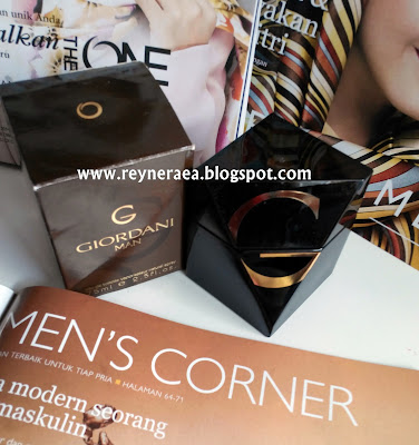 parfum Oriflame untuk lelaki