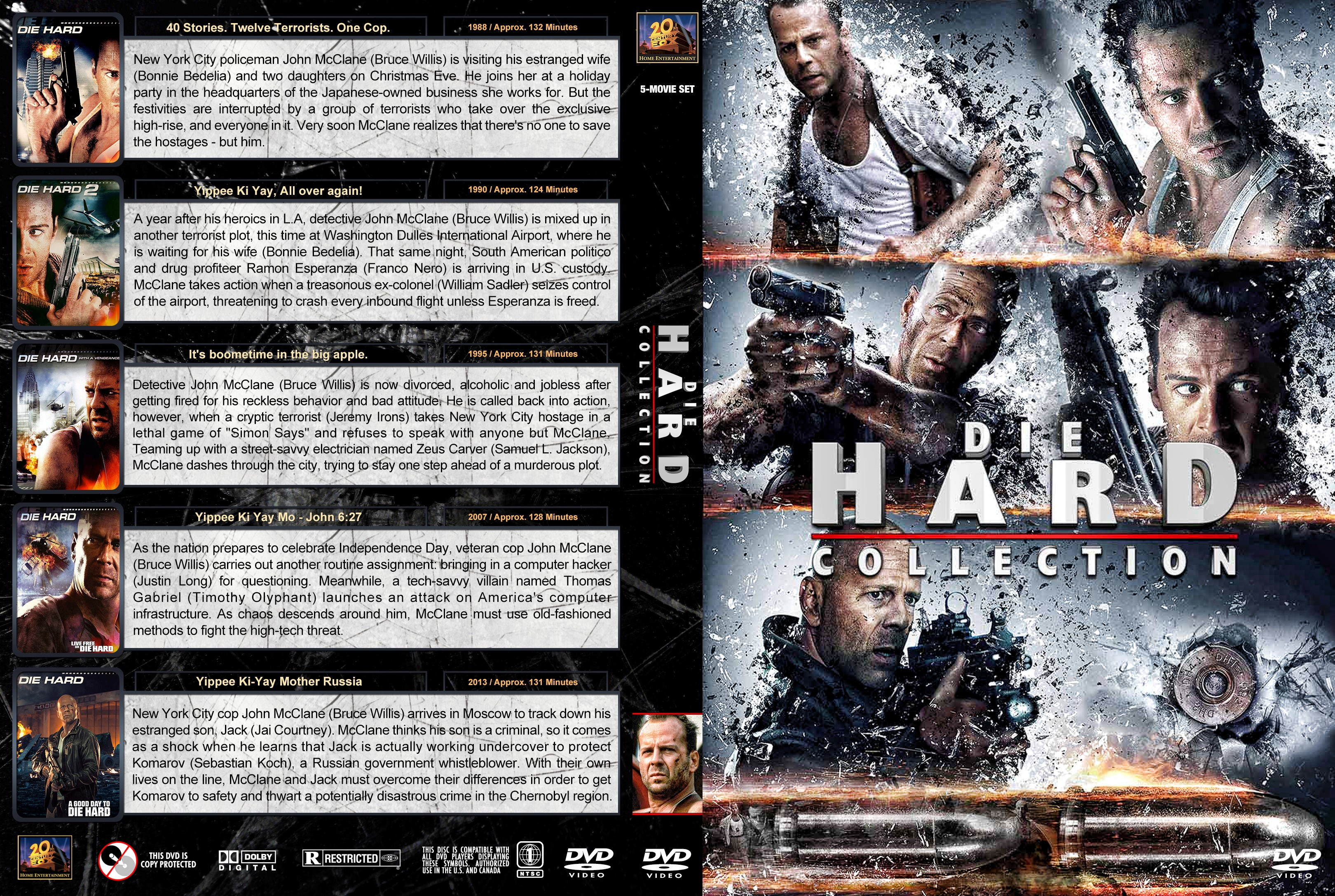 Die Collection die collection dvd cover cover addict free dvd and bluray