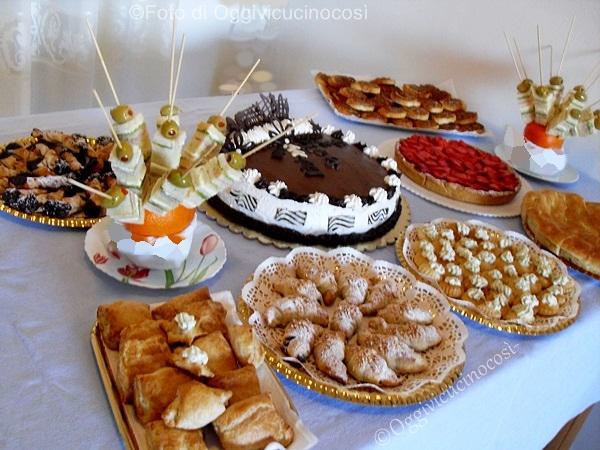 Popolare Oggi vi cucino così!: Festa Compleanno con mini buffet MW46