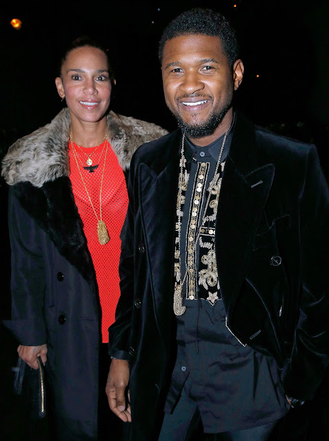 Usher & Wife Grace Miguel Split After Two Years Of Marriage