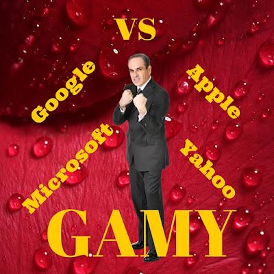 GAMY Web Tech Czar