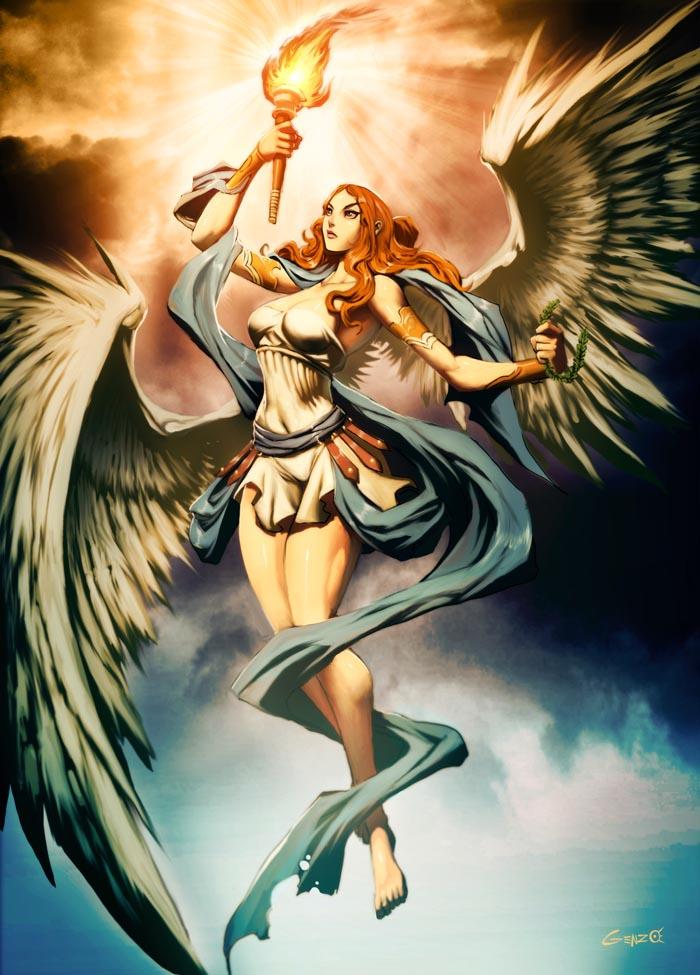 image Victory phoenix she039s da bombmaker