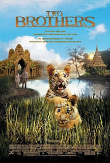 Sinopsis Film Two Brothers 2004