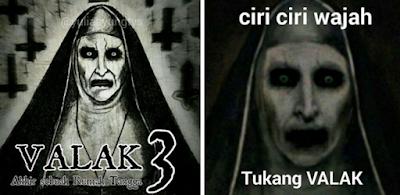 Ini Meme Hantu The Conjuring 2 Yang Sedang Ramai Hiasi Media Sosial
