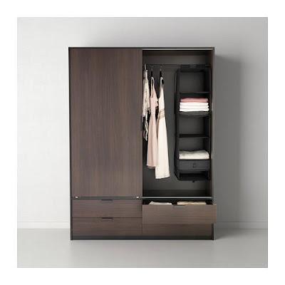 Lemari Pakaian Kualitas Terbaik Dari IKEA