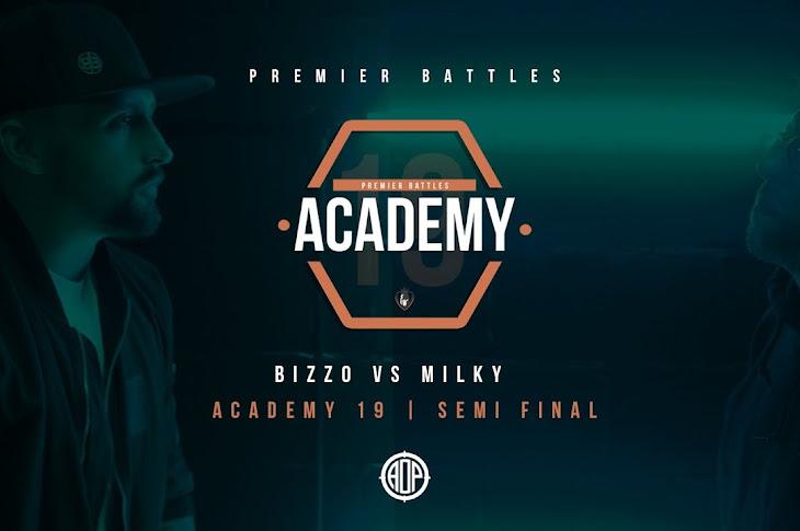 Premier Battles Presents: Bizzo vs Milky