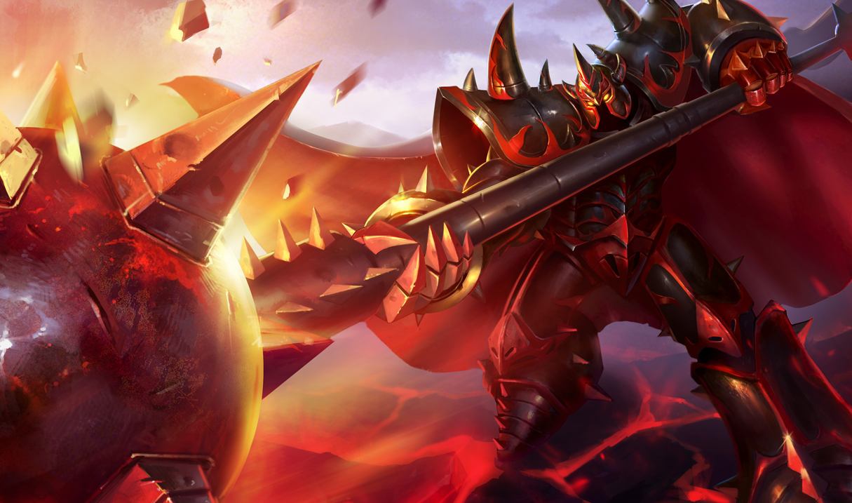 Chinese Infernal Mordekaiser