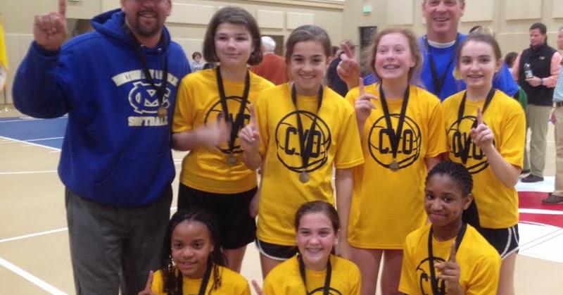 Montgomery Catholic Preparatory News: CYO Basketball ...