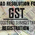Draft Board Resolution For GST Registration