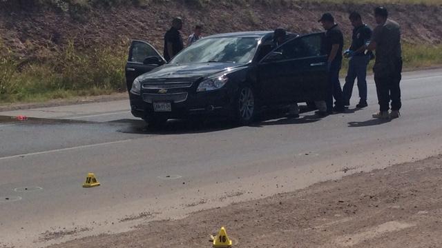 Encuentran a 4 ejecutados en carretera de Chihuahua