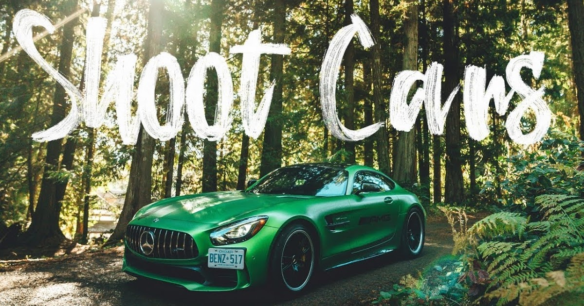 How to shoot CARS! 5 tips to better Automotive Photography!