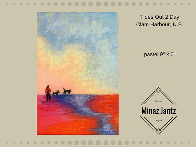 Tides Out 2 Day by Minaz Jantz