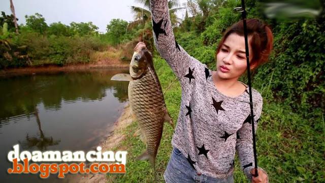 Doa Mancing Supaya dapat Ikan Besar dan Banyak