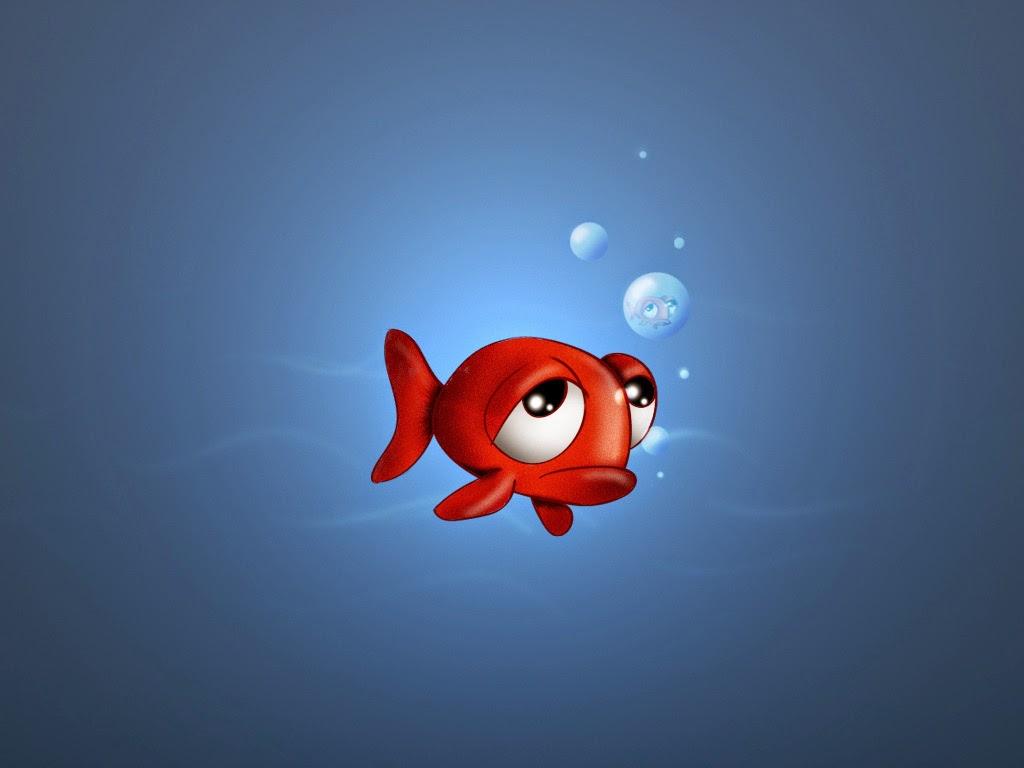 fish animation