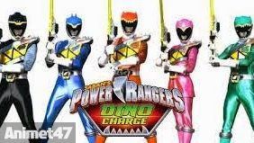 Ảnh trong phim Power Rangers Dino Charge 1