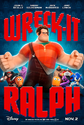 Wreck-It Ralph poster Disney