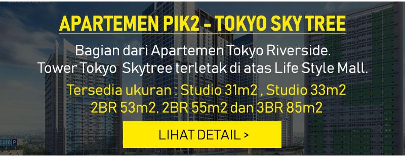 apartemen tokyo skytree