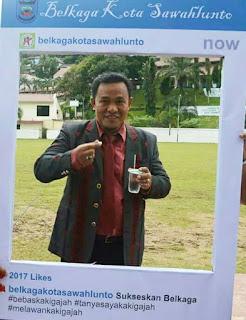 Al-Ansari Berharap Adanya Rumah Gadang PKDP Kota Sawahlunto