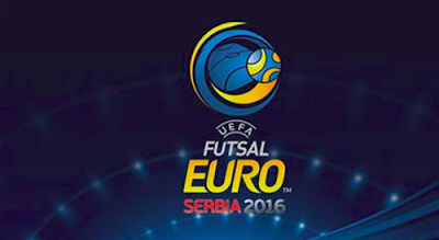 logo europeo futbol sala 2016