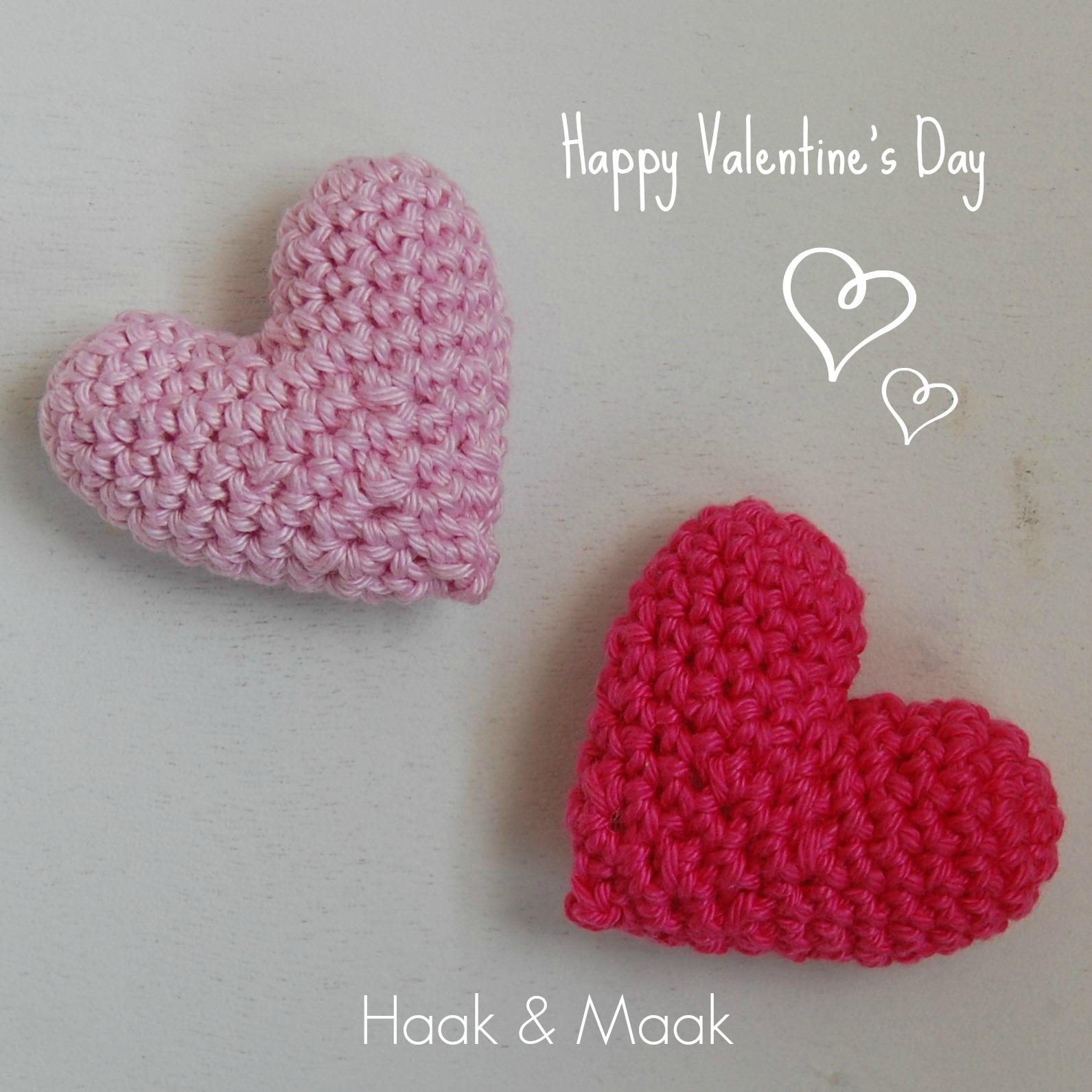 Haak By Daphne Valentijnsdag