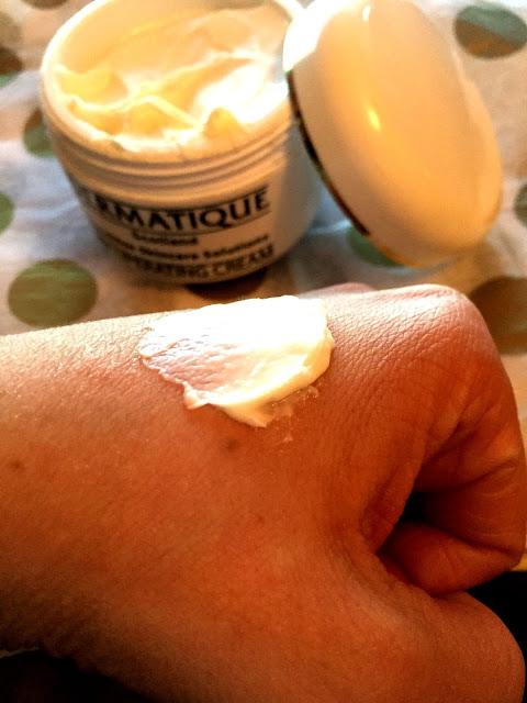 cream, recuperating cream, dermatique, scottish brands