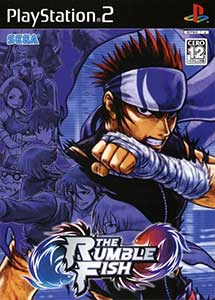 The Rumble Fish PS2 ISO [NTSC-J] [MG-MF]