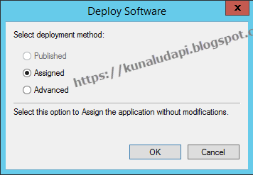 how to use group policy to remotely install software