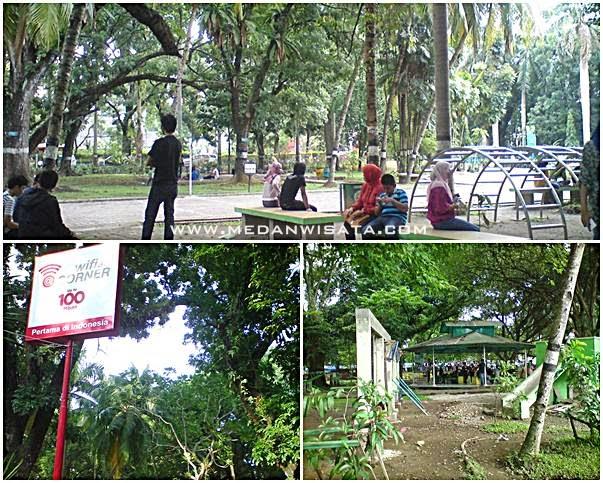 Taman di Medan