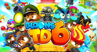 تنزيل لعبة Bloons TD 6 مهكره اخر اصدار مجانا للاندرويد 2018