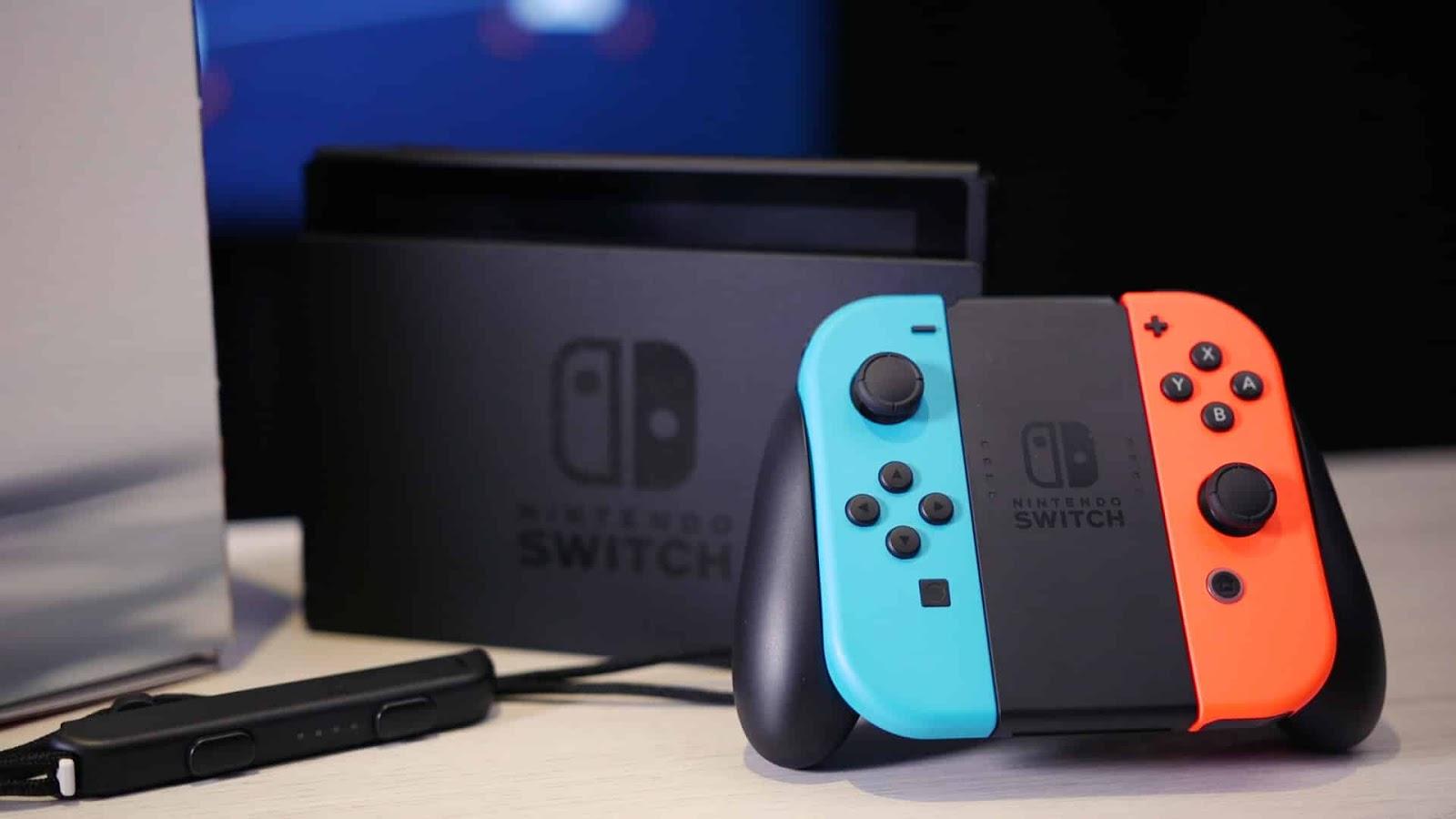 Nintendo Switch: 5 milhões de unidades vendidas em apenas 4 meses