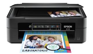 Descargar Epson XP-231 Driver Impresora Gratis