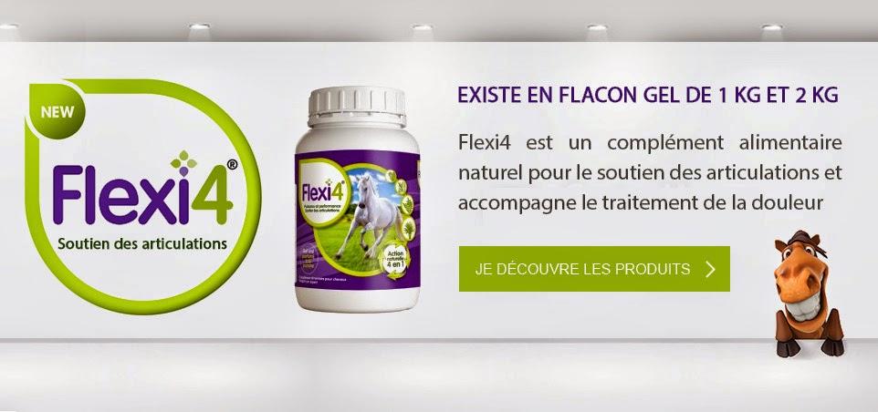 Produits Flexi 4 Pfizer Véto Malin