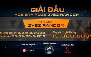 [AoE] Kết thúc vòng Loại 2 giải đấu AoE GTV PLus 2v2 Random