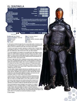 El Centinela Superheroe