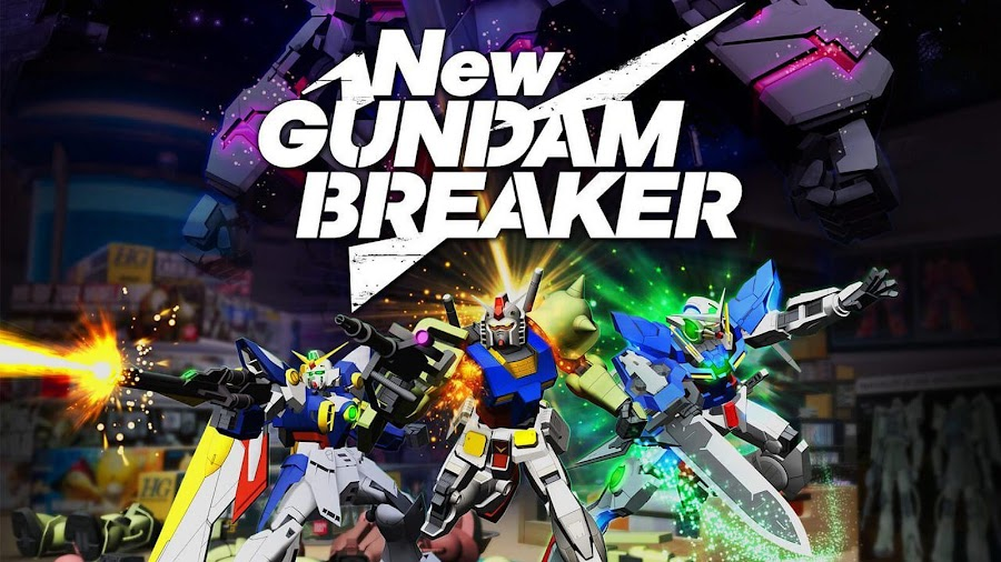 new gundam breaker pc ps4