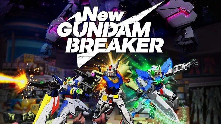 new gundam breaker pc ps4