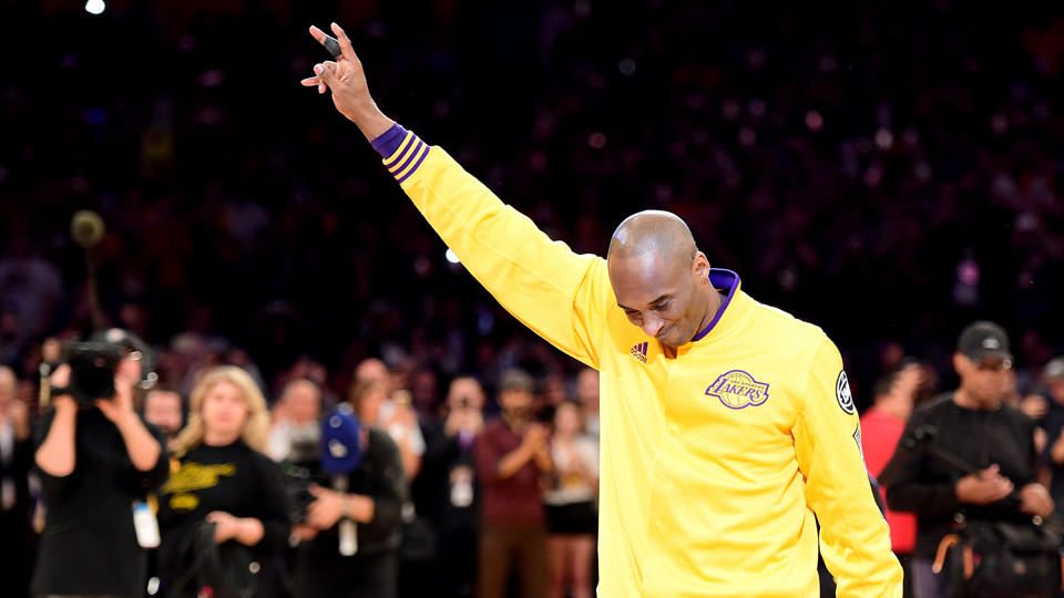 Kobe Bryant Farewell Speech