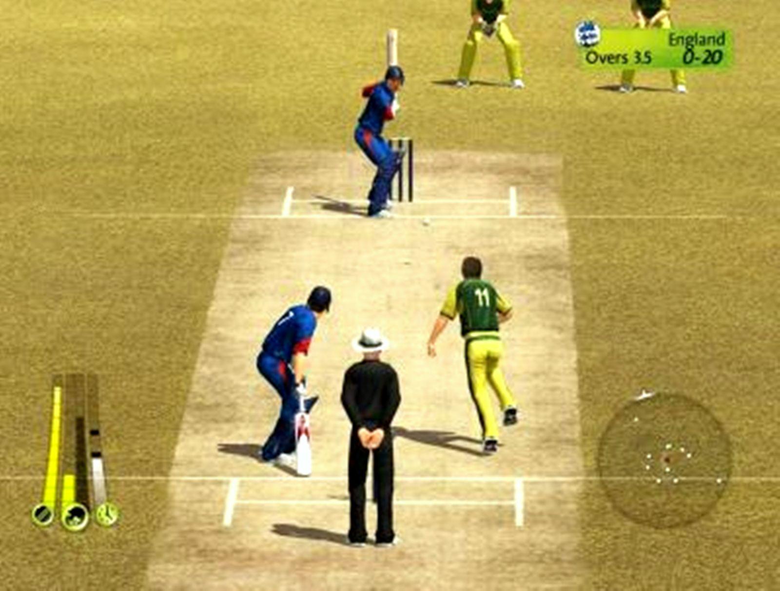 EA Cricket 2007 Game Download