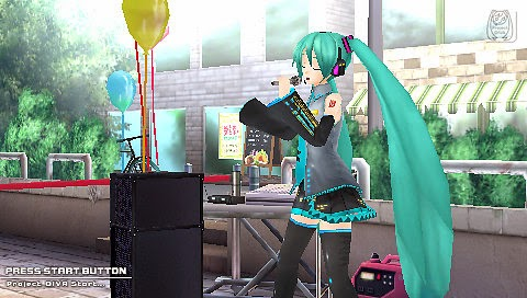Game PPSSPP Hatsune Miku - Project Diva 2nd [English Patched v2.8a]