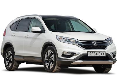 Nueva SUV Honda CR-V