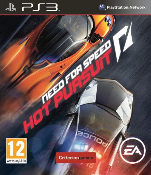 Need For Speed Hot Pursuit EUR JB PS3