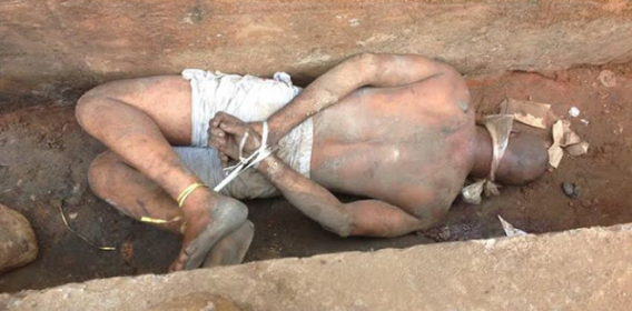 Body of Pastor found in a drain in Nnewi