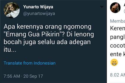 Cemen! Habis Sindir Panglima TNI, Yunarto Langsung Hapus Cuitan, Warganet Serbu!