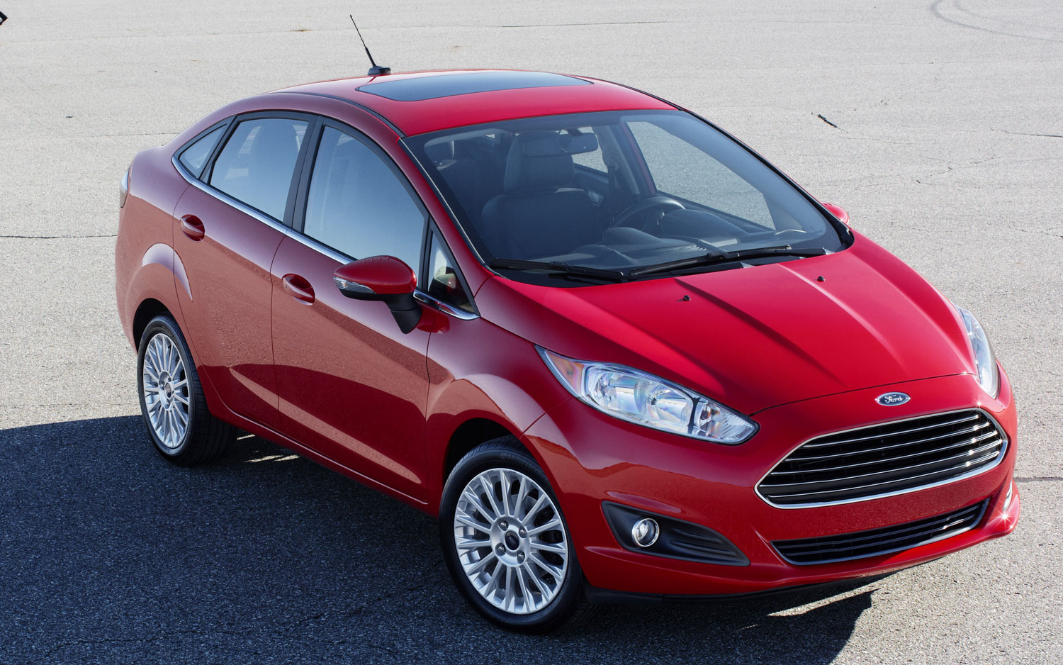 2014 Ford Fiesta ST Coming To U.S.