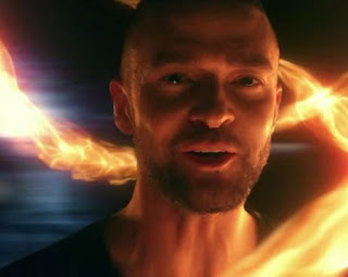 watch video supplies by Justin Timberlake