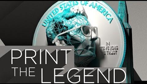 Print the legend, Documental para los amantes de la impresión 3D