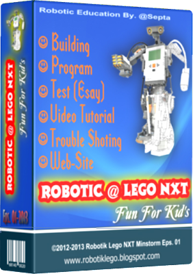 E-book Robotic Lego NXT