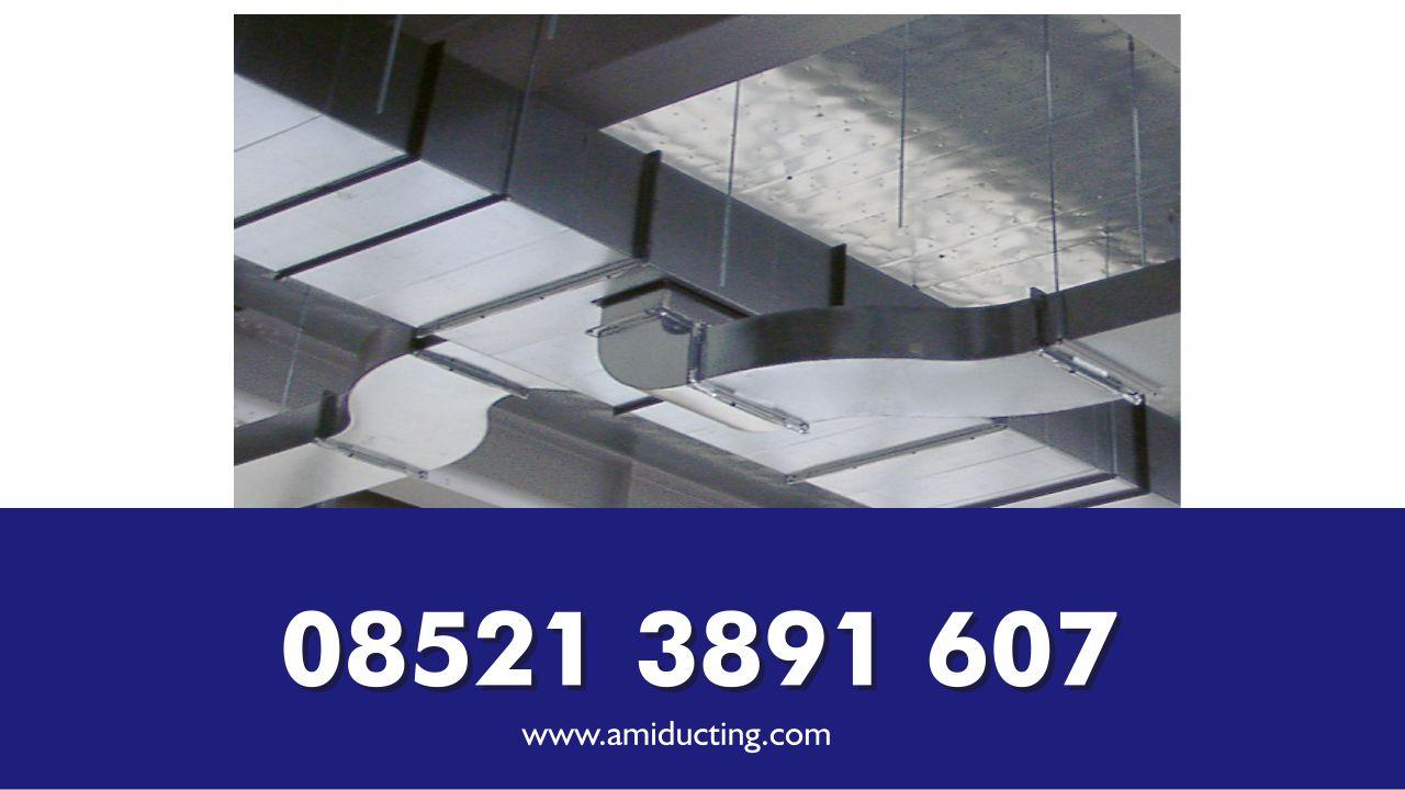 Jasa Pembuatan Ducting AC (Central, Exhaust) Terlengkap